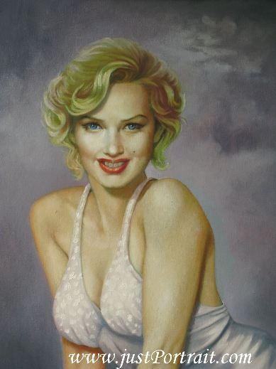 How Long To Paint An Oil Portrait